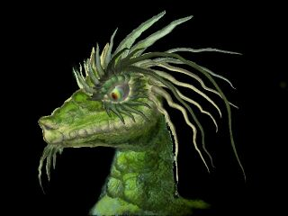 Green Dragon Bust - MJV 8/14/2002